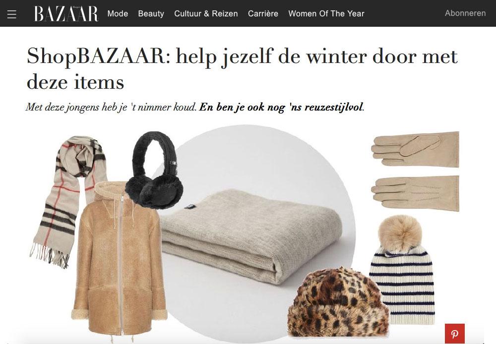 TIMI & Harper's Bazaar